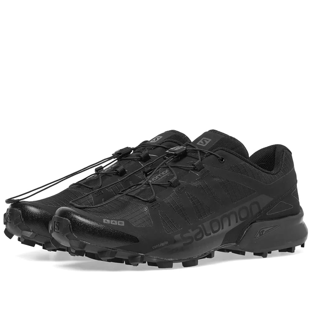 Salomon S/Lab Speedcross Black LTD