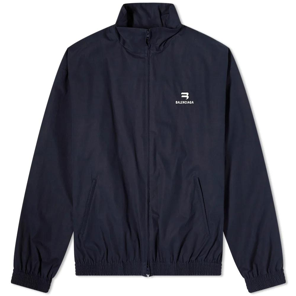 Balenciaga New Logo Tracksuit Jacket