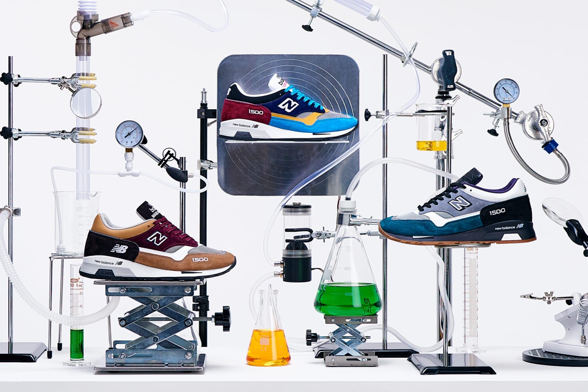 New Balance Sample Lab