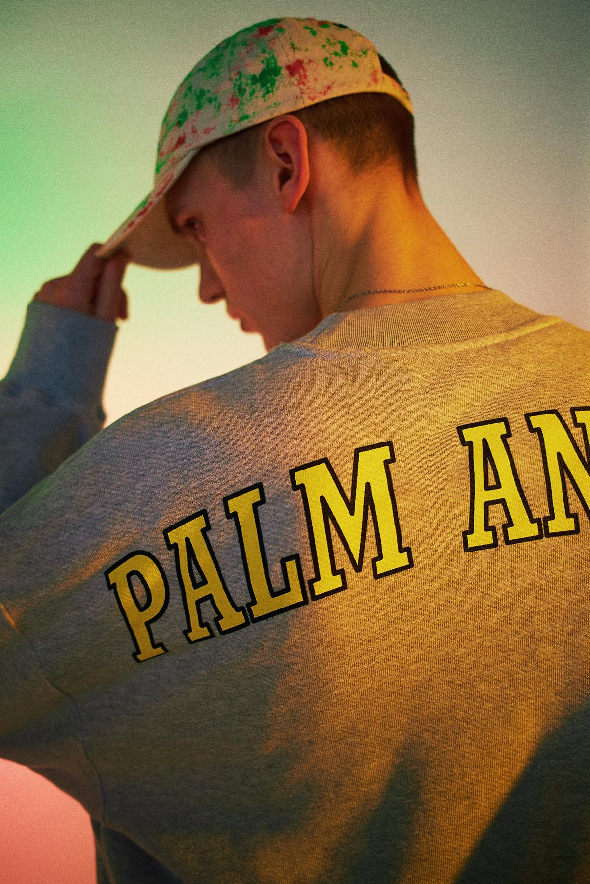 Palm Angels SS20 END. editorial