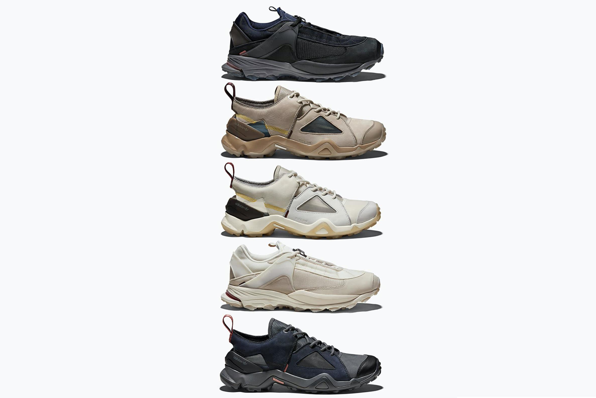 adidas x OAMC Type 0-4 & 0-5