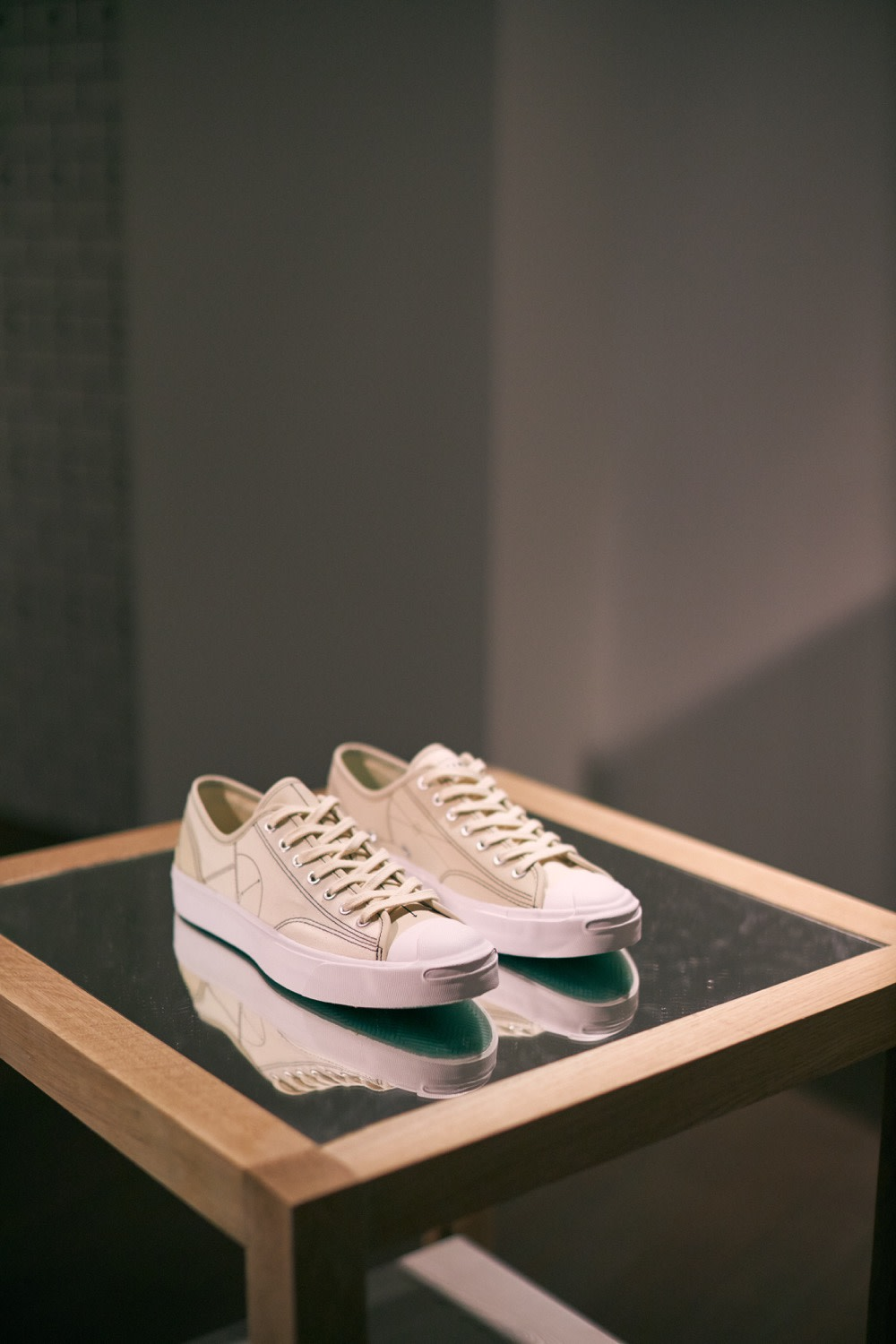 END. x Converse Jack Purcell Ox 'Blueprint' - 16574C