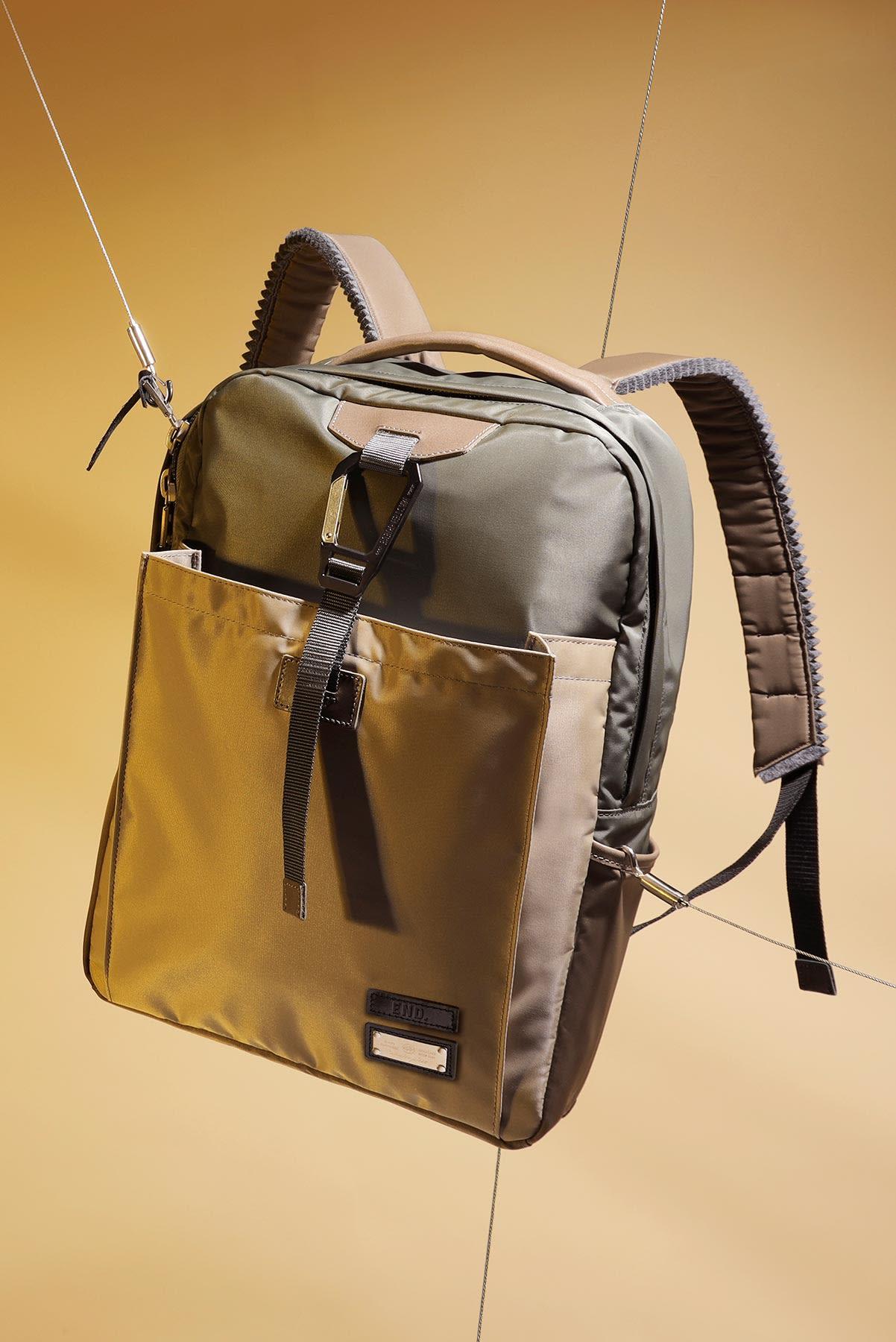 END. x Master-Piece Link Backpack - 02340-END