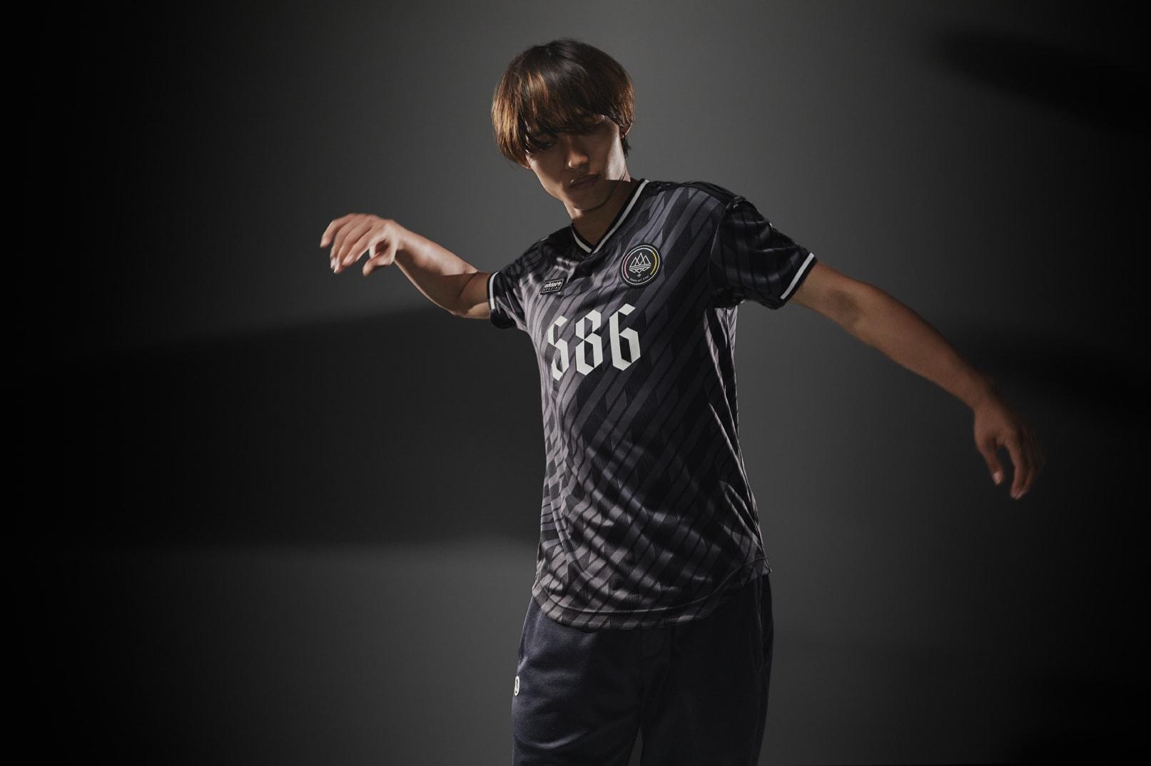 adidas New Order x SPZL Football Jersey - GK5738