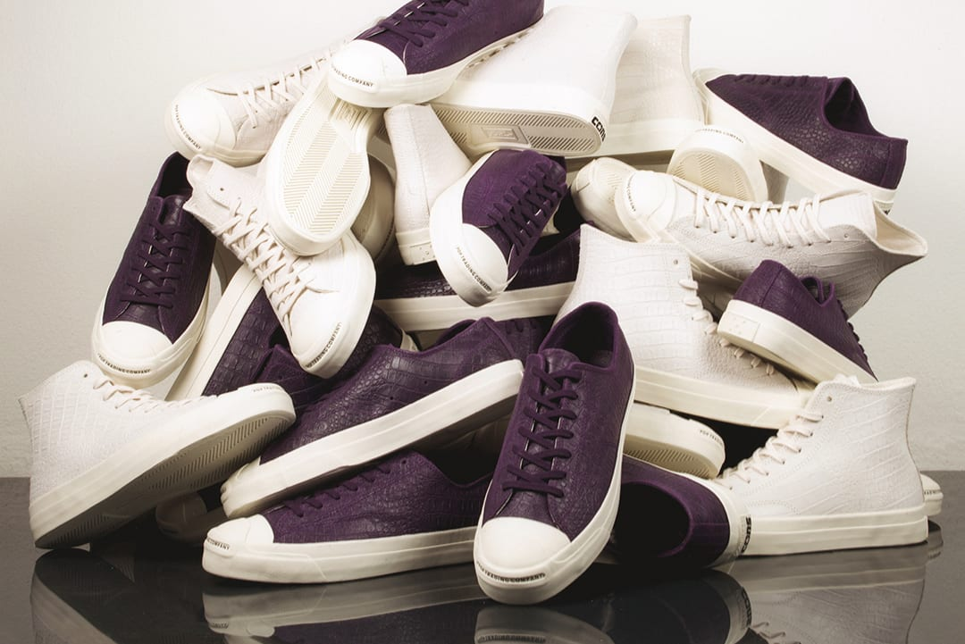 Converse x Pop Trading Company Jack Purcell