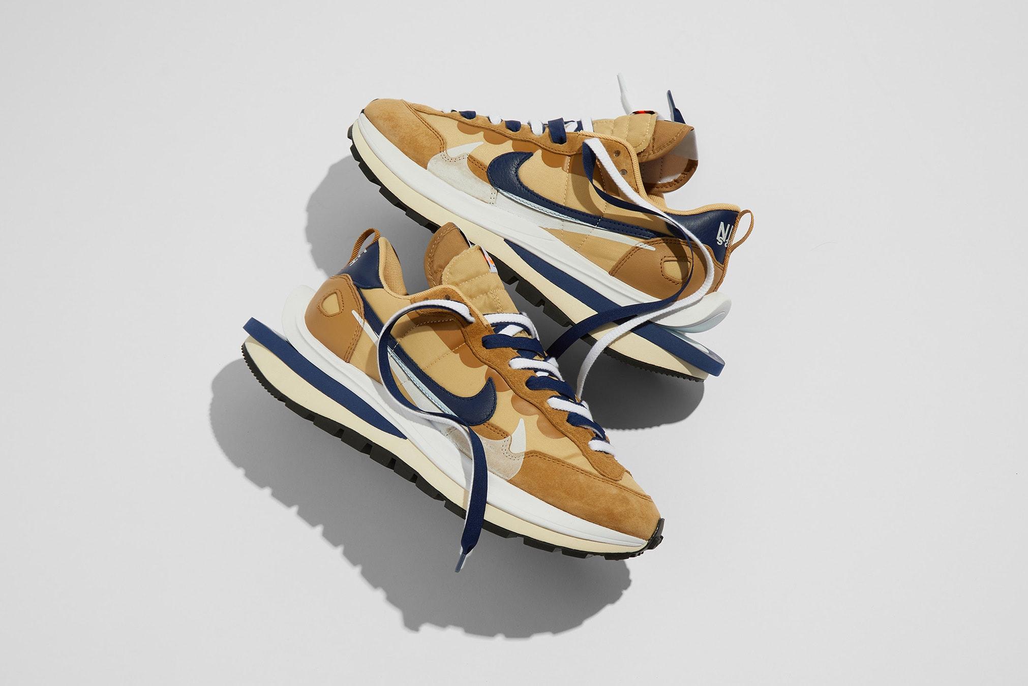Nike x Sacai Vaporwaffle - DD1875-200