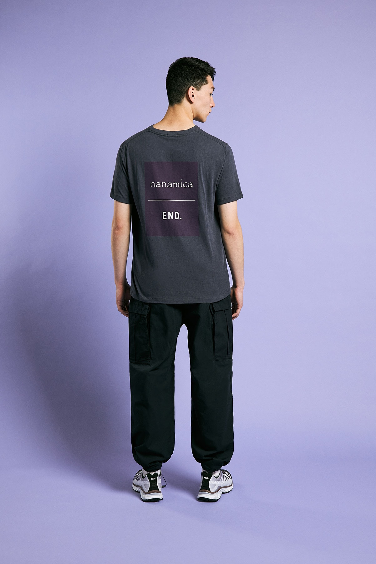 """END. x Nanamica """"Heather"""" Look Book"""