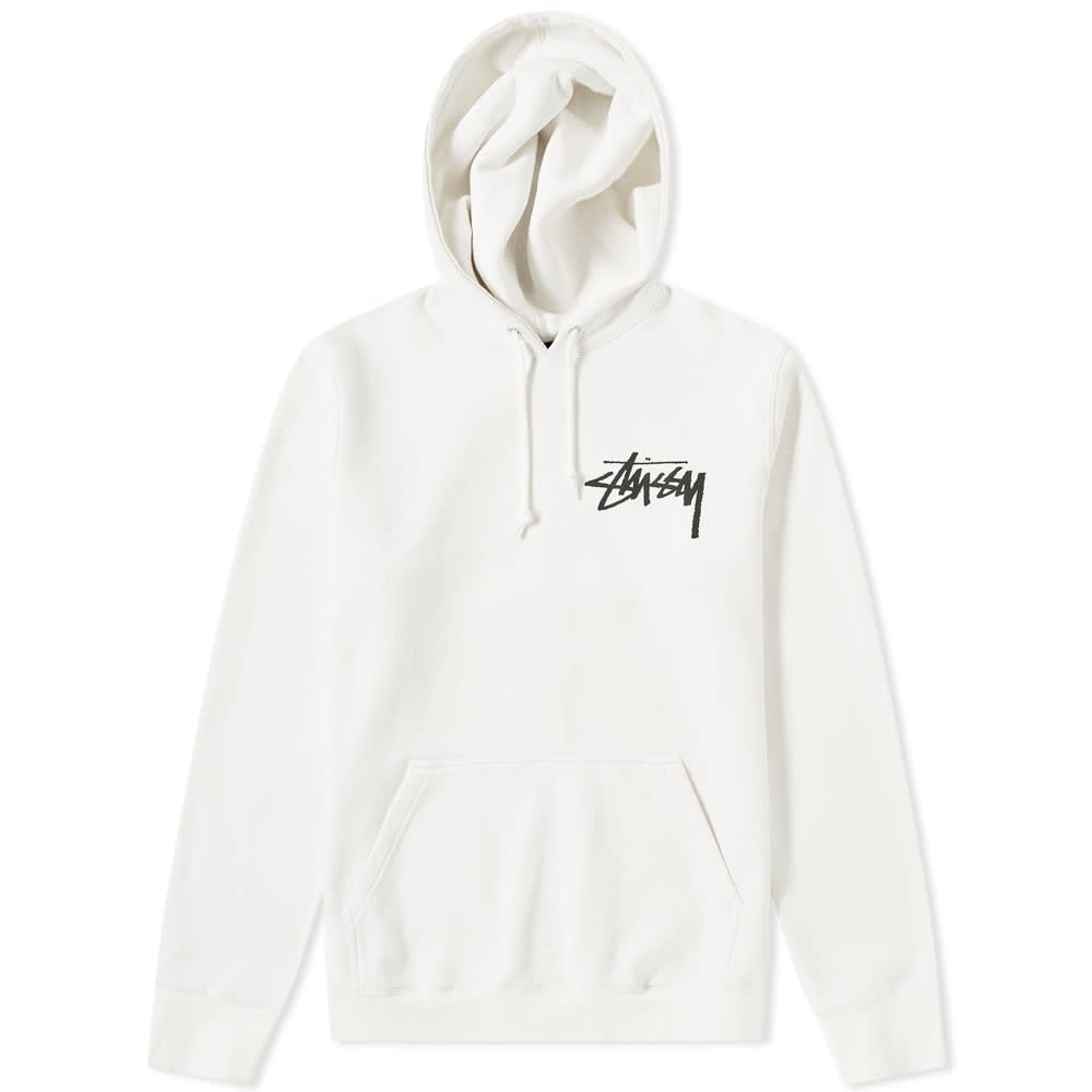 Stussy Stock Pigment Dyed Hoody