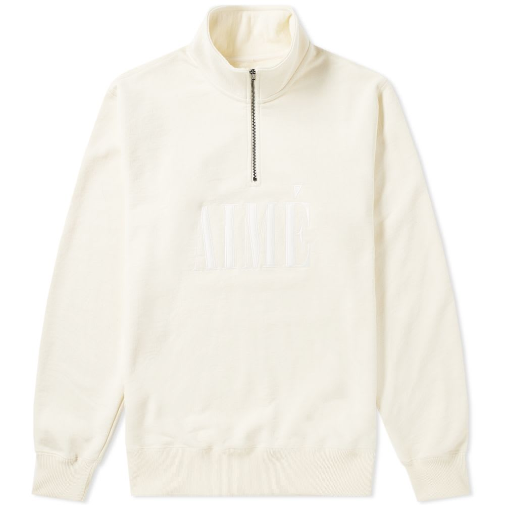 Quarter Zip Sweat