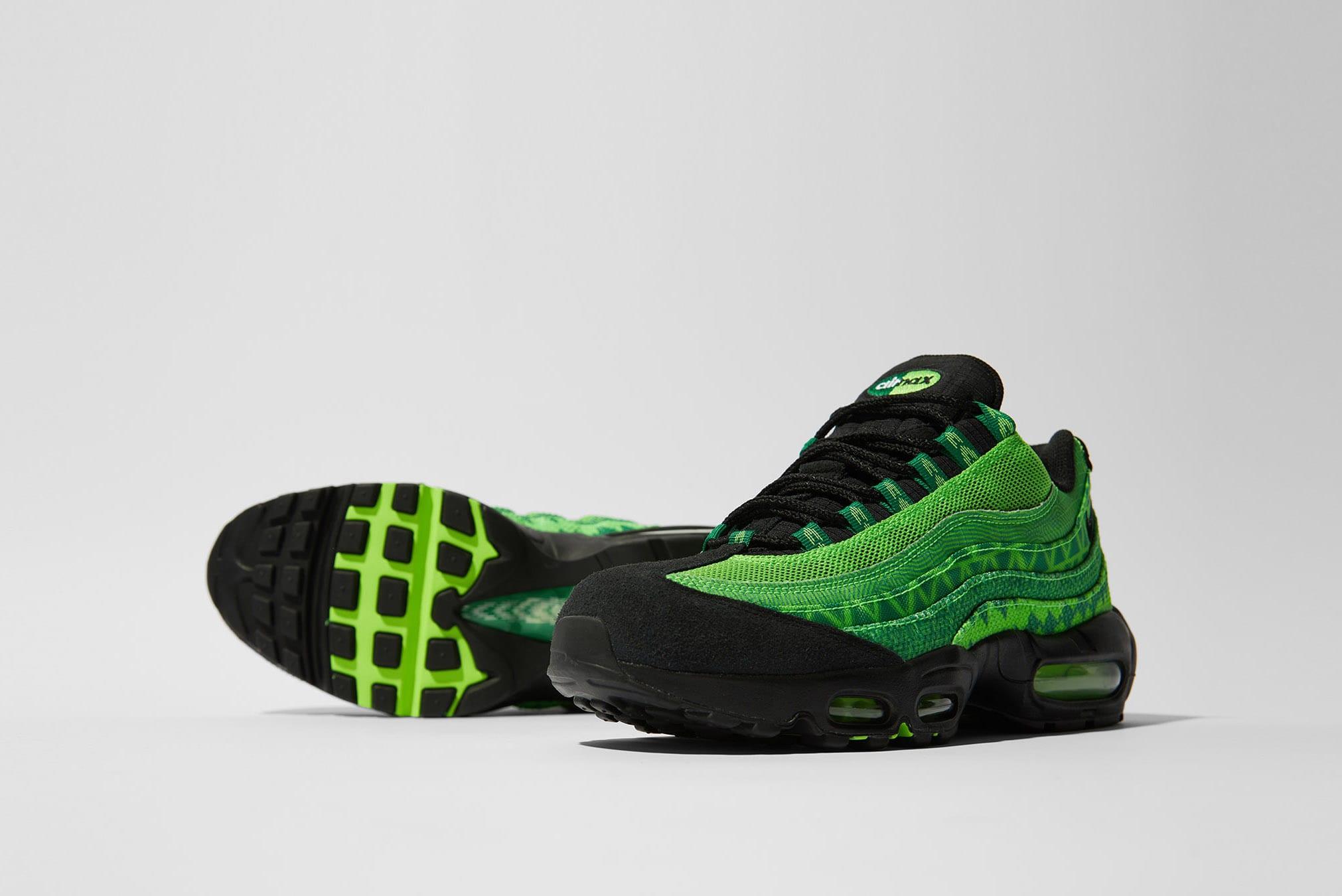 Nike Air Max 95 Nigeria - CW2360-300