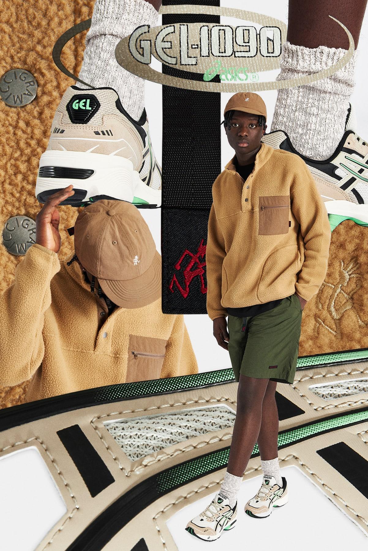 Curated 005 | Trek - Gramicci Boa Fleece Pullover Shirt
