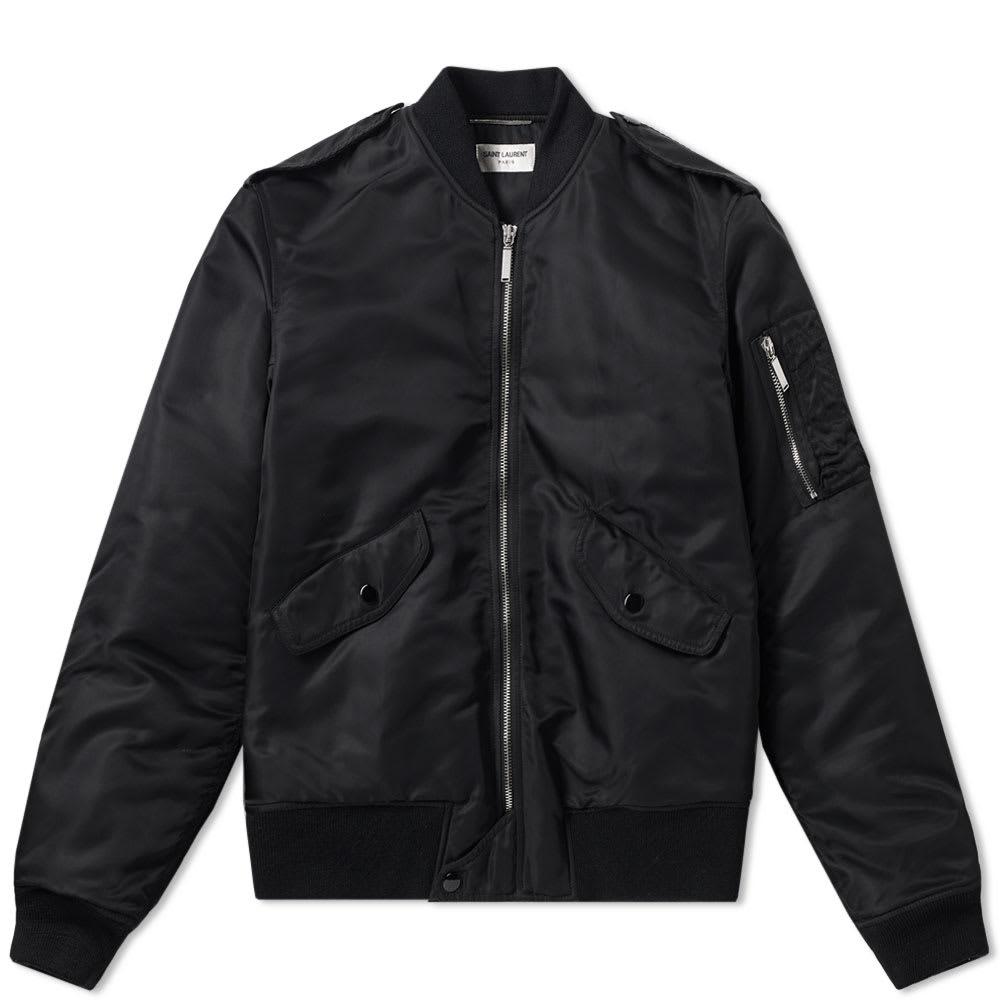 Saint Laurent Classic MA-1 Jacket