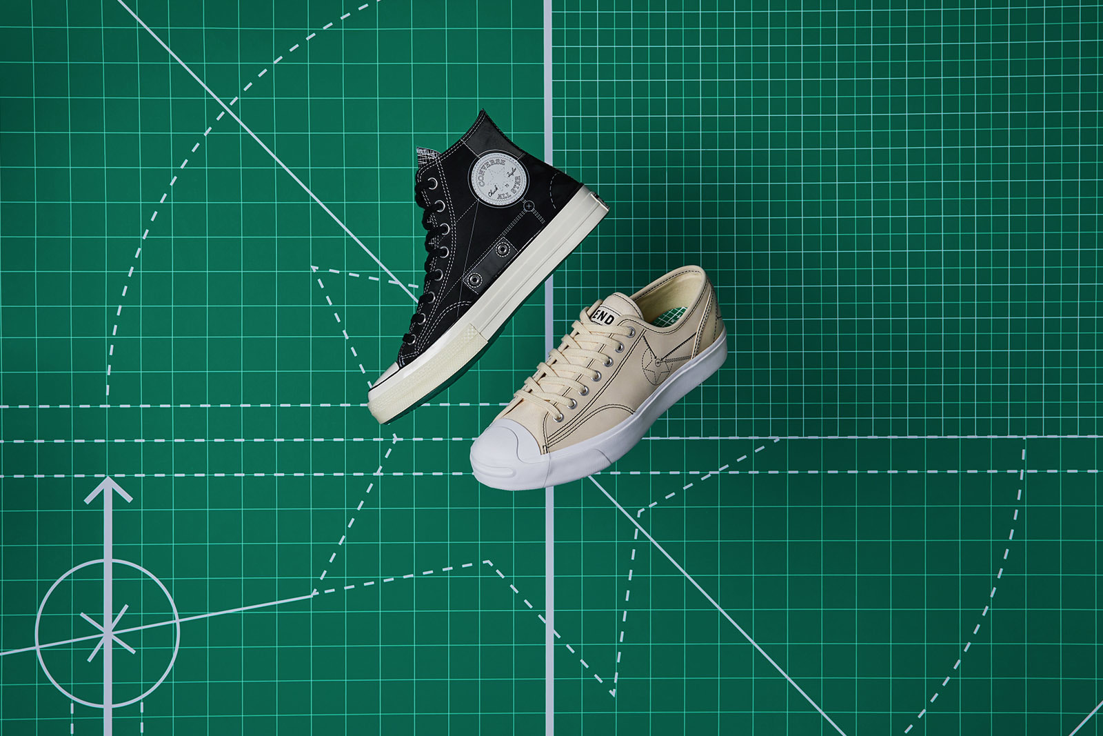 END. x Converse Blueprint Pack