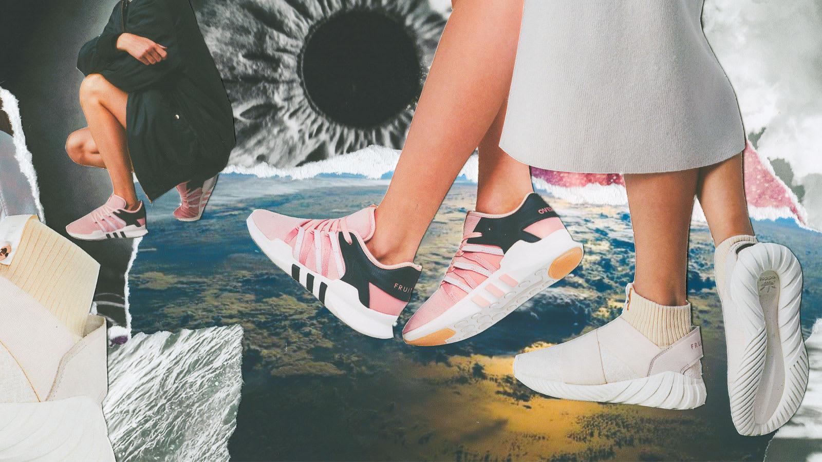 END. Features | adidas Consortium Sneaker