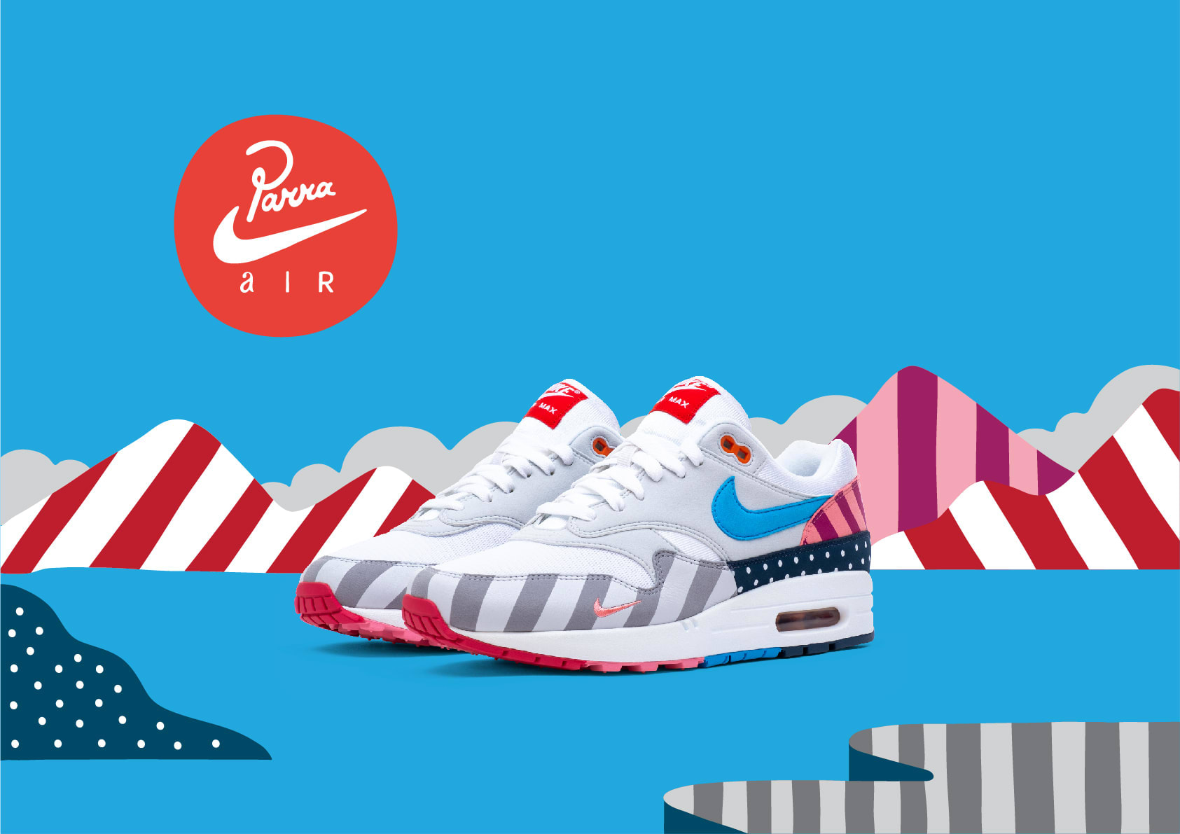 END. Features | Nike x Parra Coming Soon