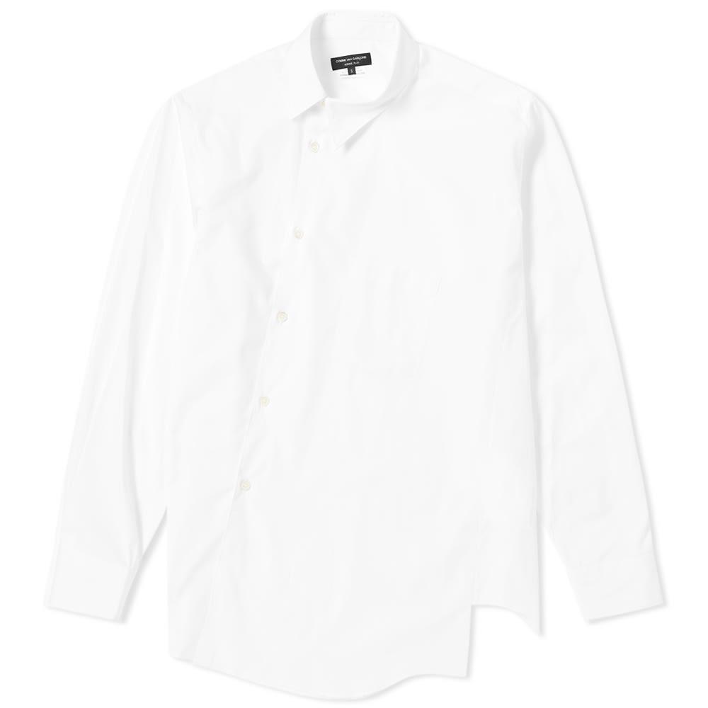 CDG Homme Plus Aysmmetric Shirt
