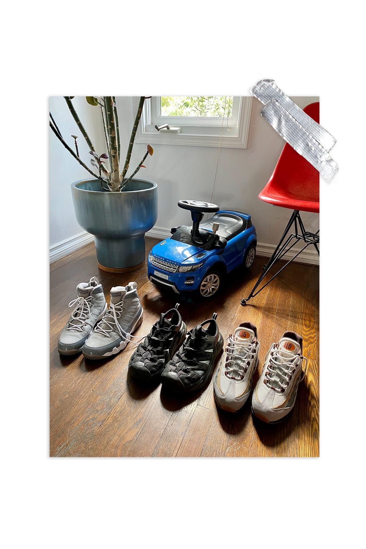 SELF ISOLATION .06 | Jason Angsuvarn @ Jason Markk - Self Isolation Sneaker Rotation