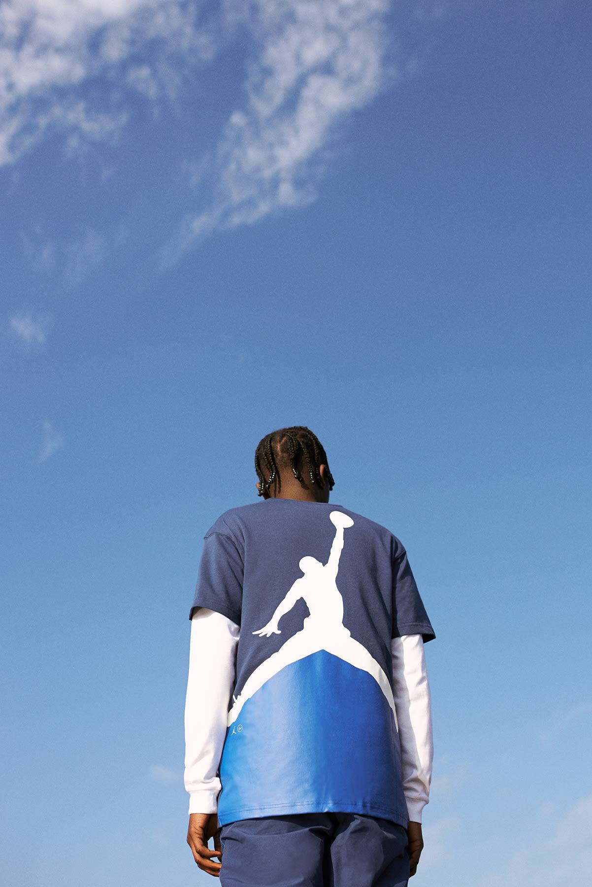 Air Jordan x Fragment Design Collection editorial