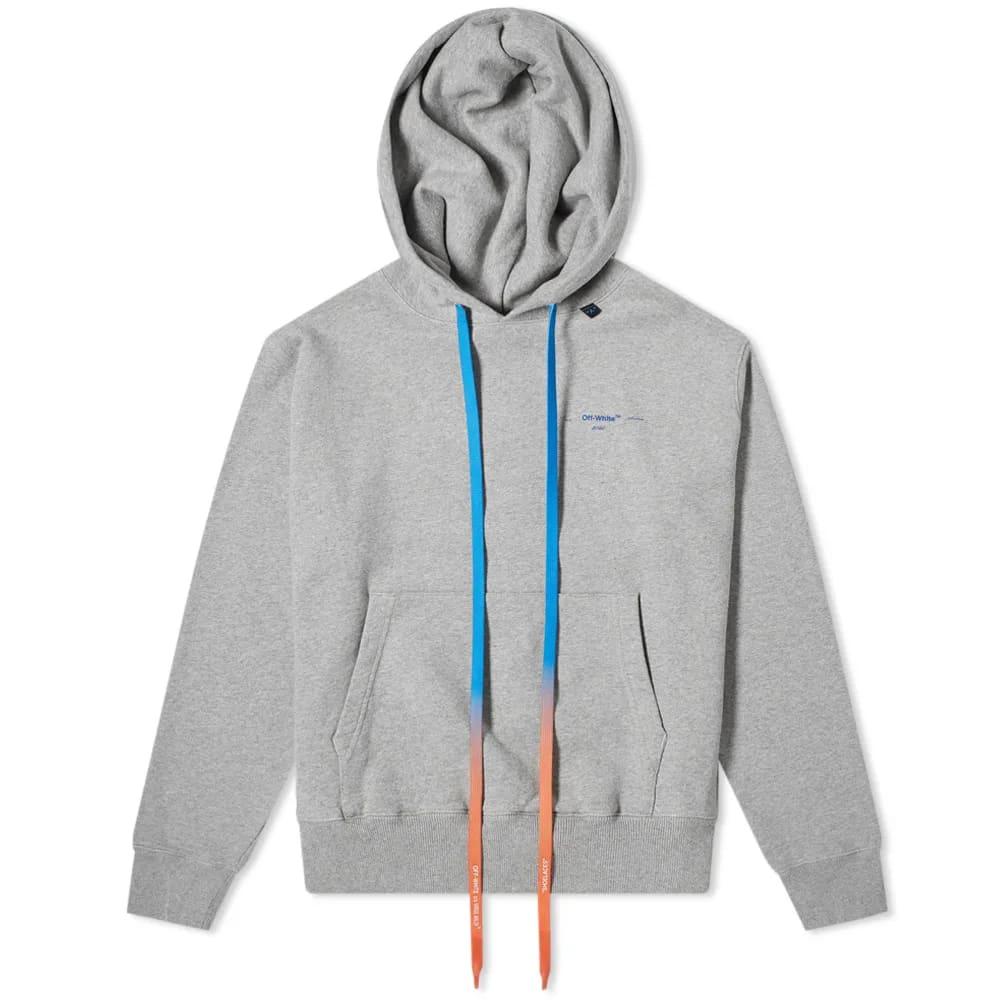 Off-White Acrylic Arrows Slim Hoody