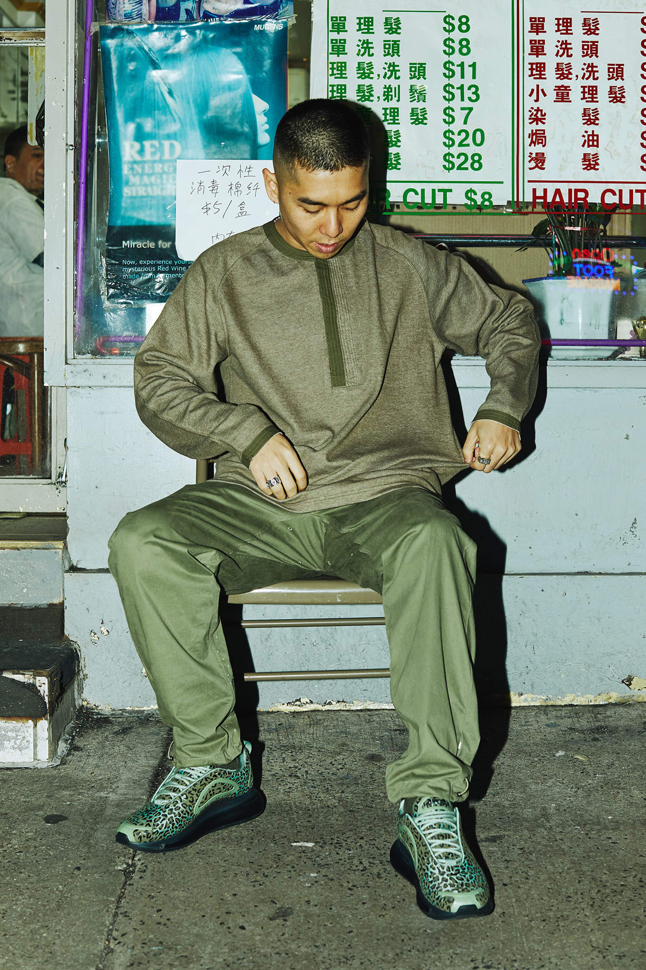 Maharishi 'Year of the Rat' Capsule