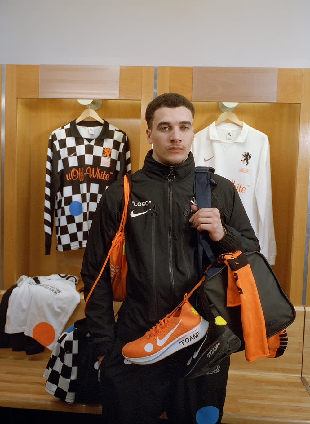 off-white x nike football hoodie