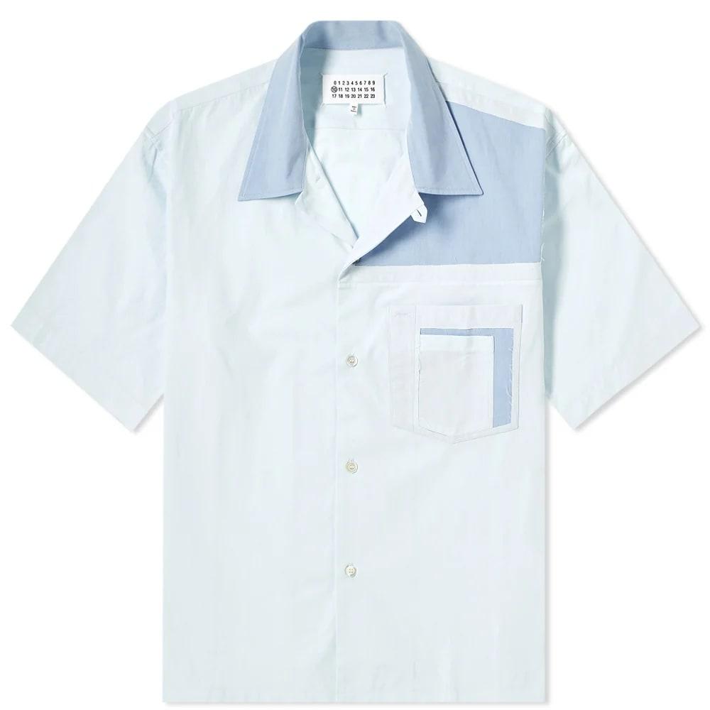 Maison Margiela 10 Cut & Sew Vacation Shirt
