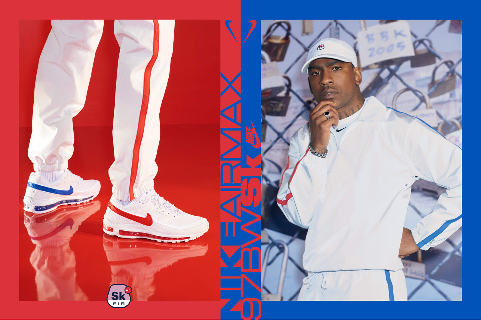 END. Features | Nike x Skepta Air Max 97BW Register Now