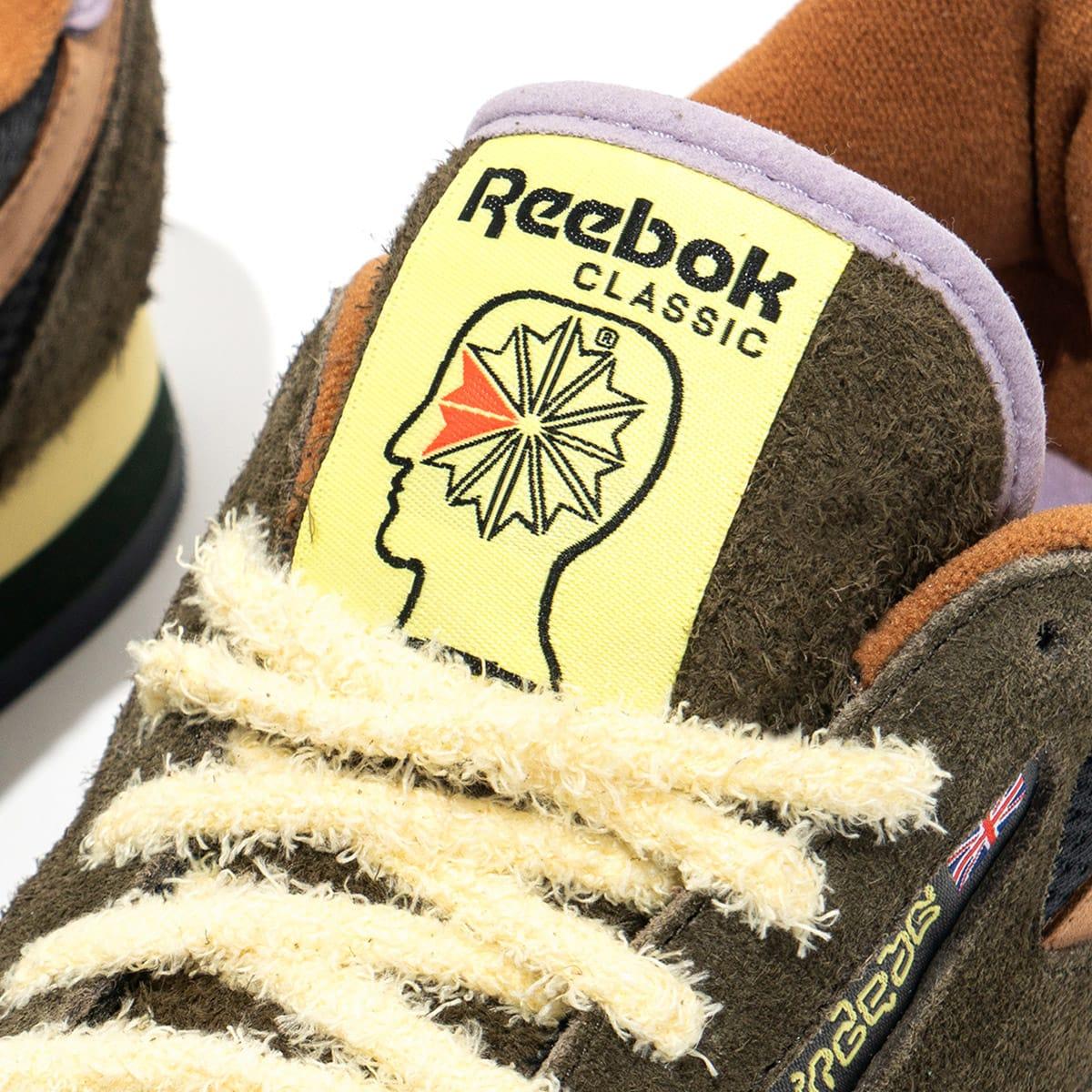 Reebok x Brain Dead Classic Leather - FY0832