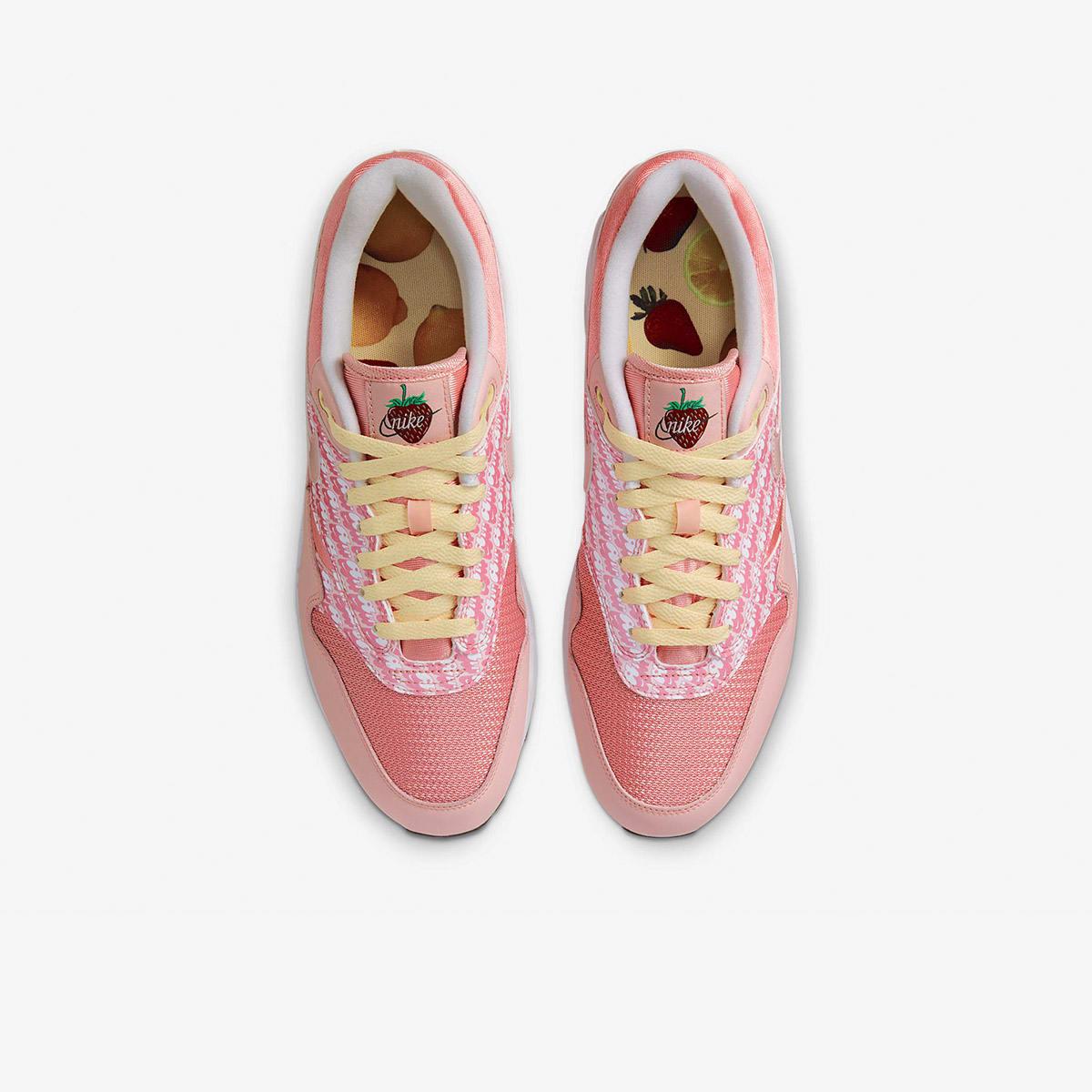 """Nike Air Max 1 PRM """"Strawberry Lemonade"""" - CJ0609-600"""
