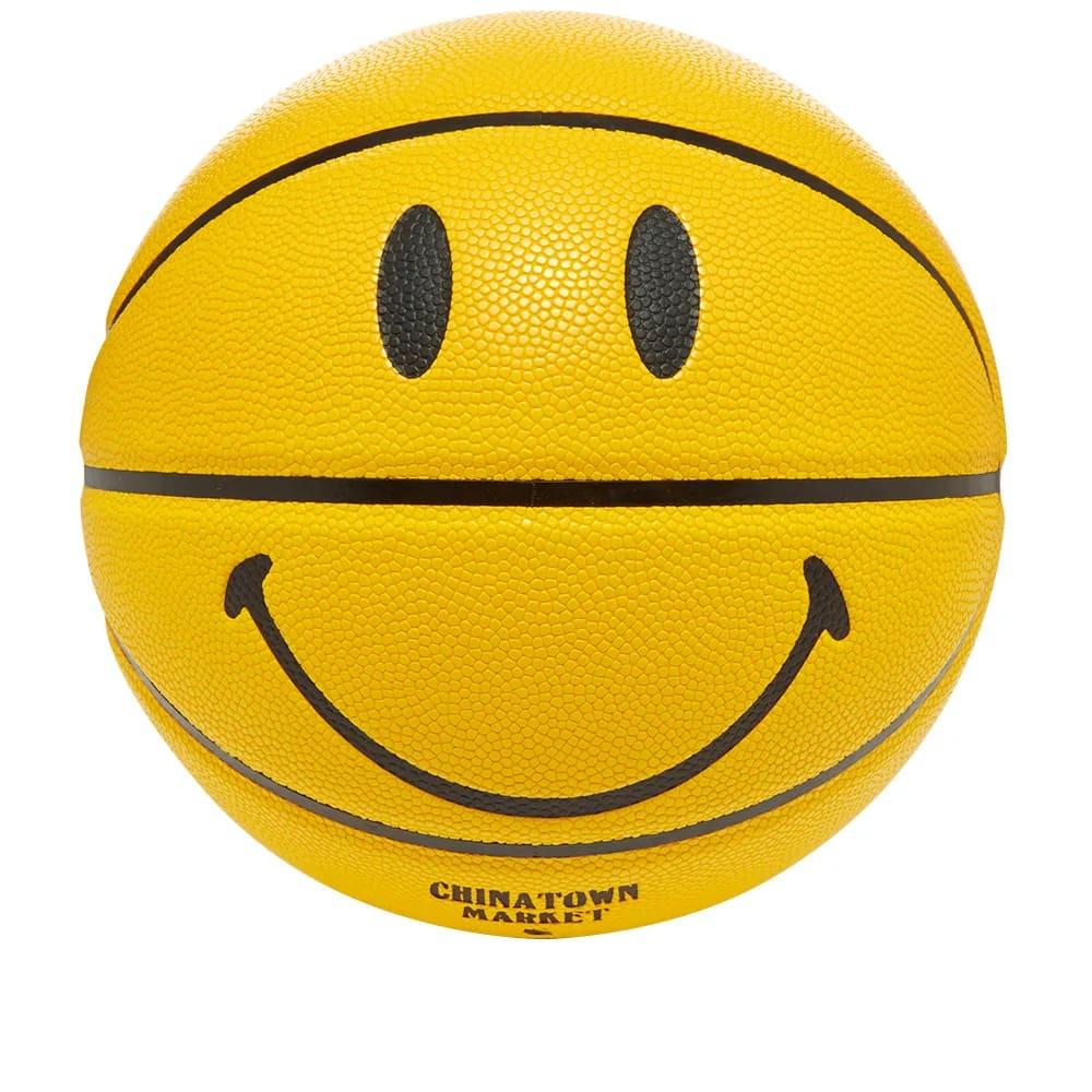 Chinatown Market Smiley Basketball