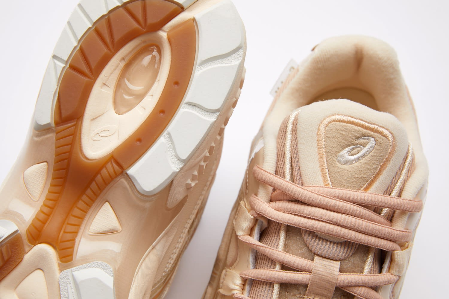 END. Features   ASICS x GmbH Gel Kayano 5 OG Launching