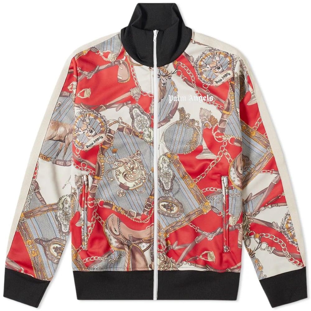 Palm Angels Hot Bridle Track Jacket