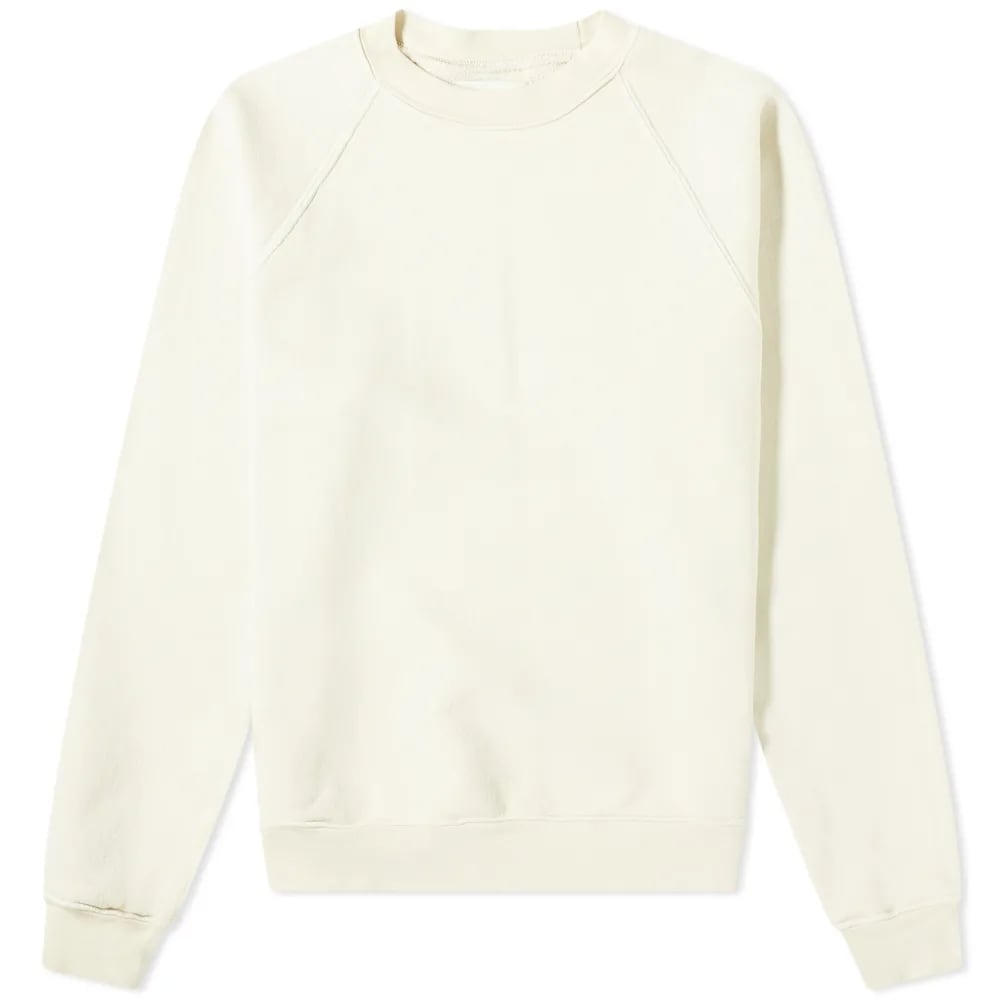 Les Tien Vintage Heavyweight Classic Raglan Sweat