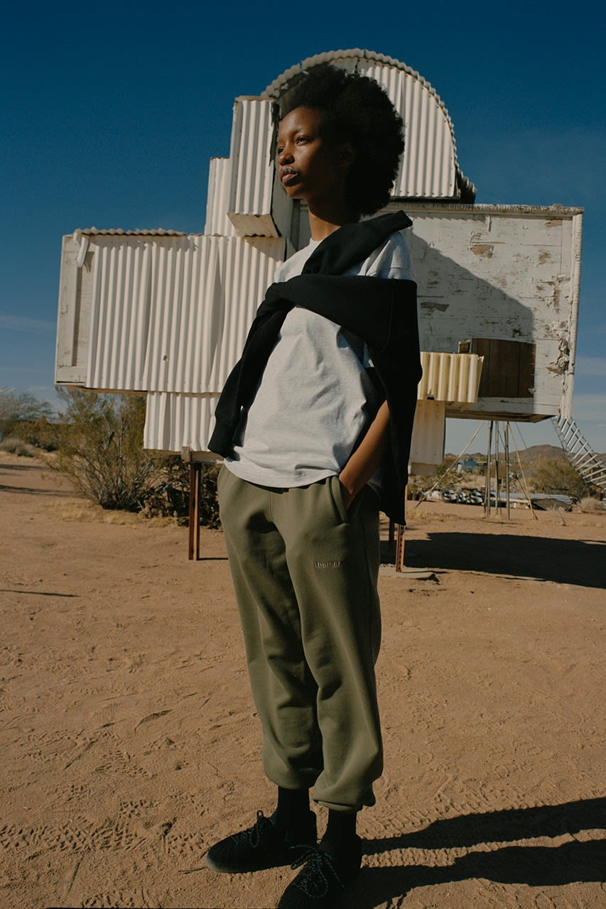 Pharrell Williams & adidas Share Spring Classics at the Noah Purifoy Foundation
