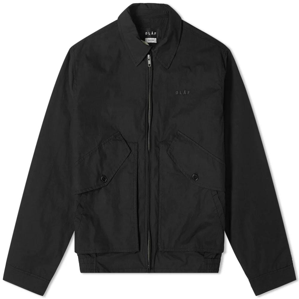 Olaf Hussein Workwear Jacket