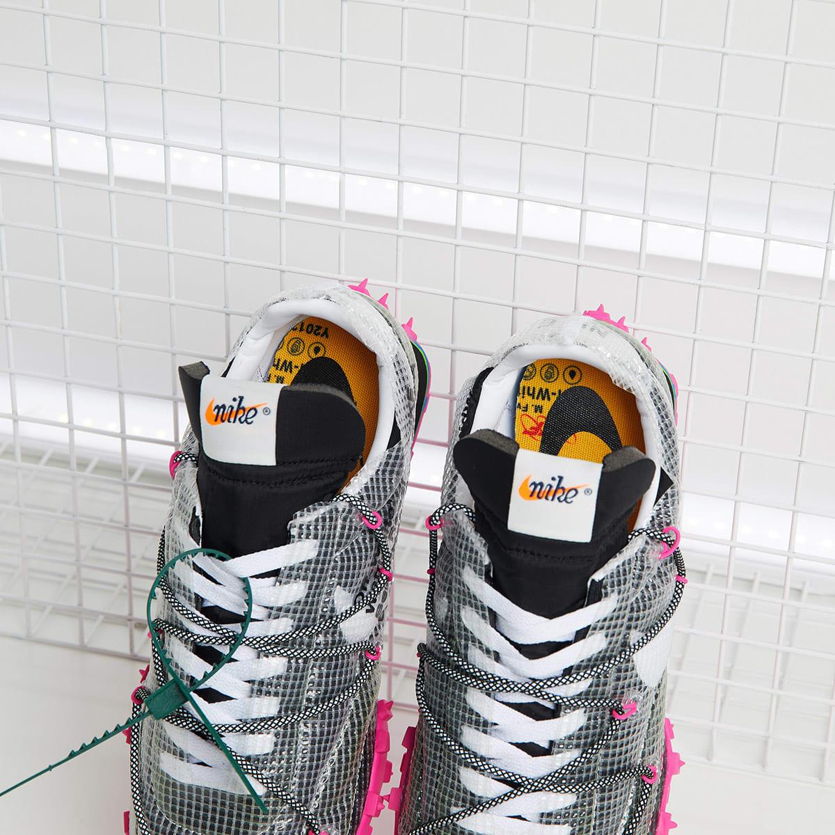 Nike x Off-White Waffle Racer - CD8180-001