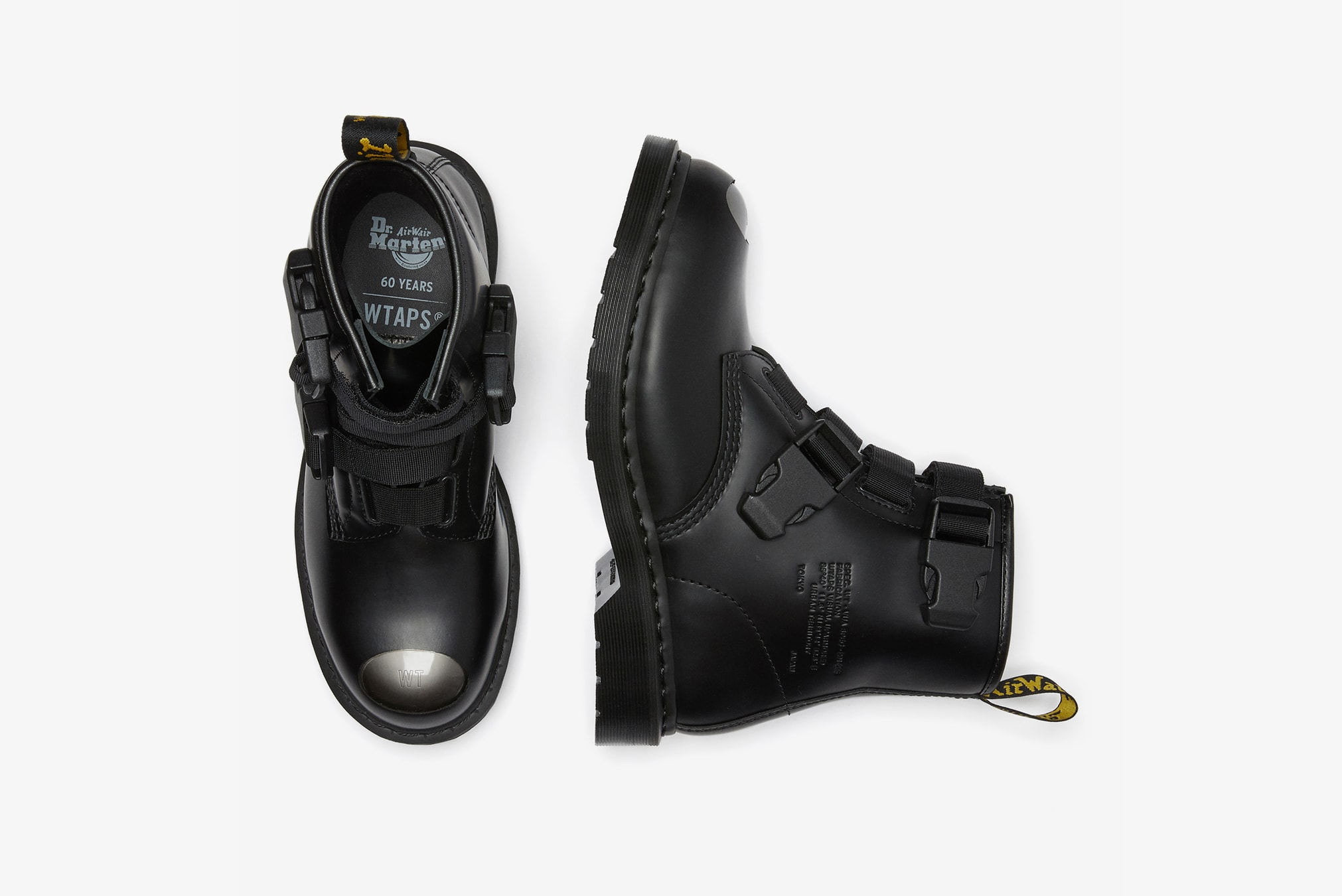 Dr. Martens x WTAPS 1460 Remastered Boot - 26336001