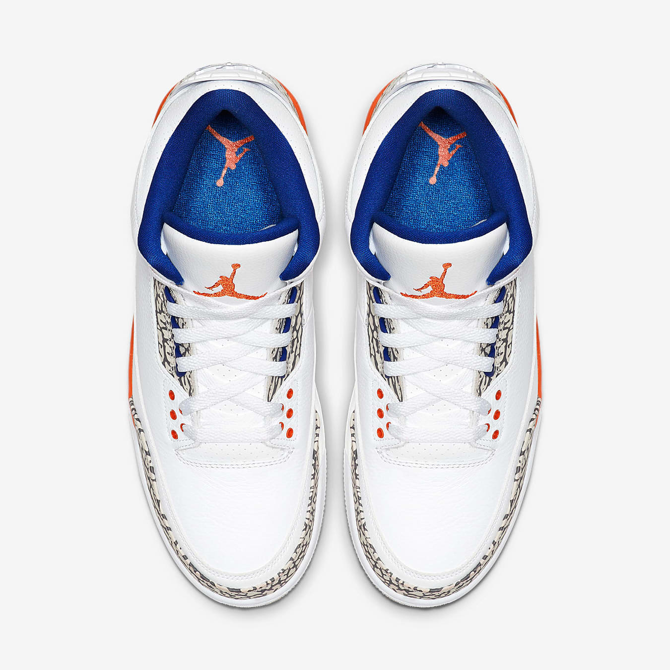 Nike Air Jordan III Retro 'Knicks' - 136064-148
