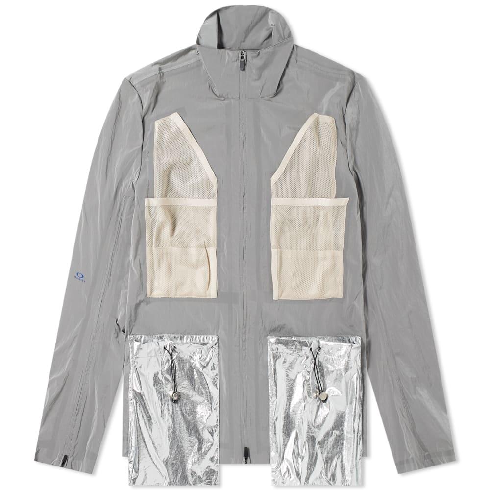 Metal Detail Multi Pocket Jacket