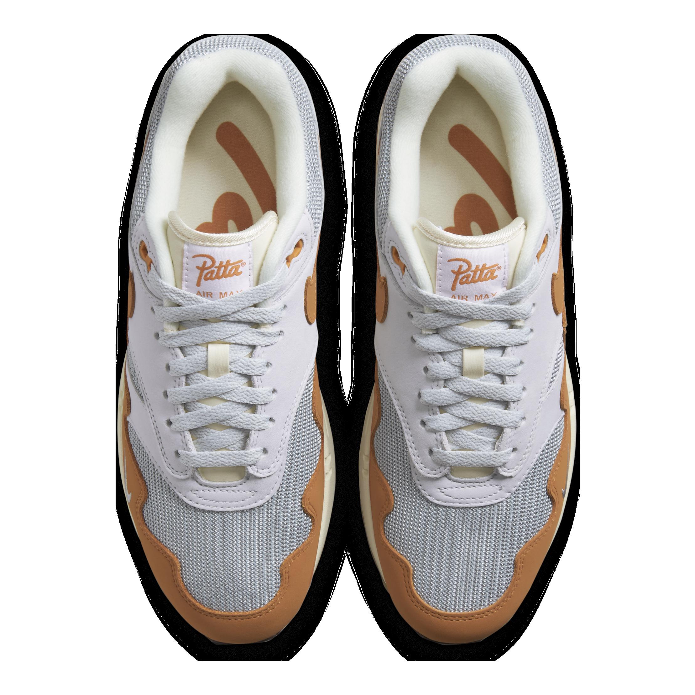 """Nike x Patta Air Max 1 """"Monarch"""" - DH1348-001"""