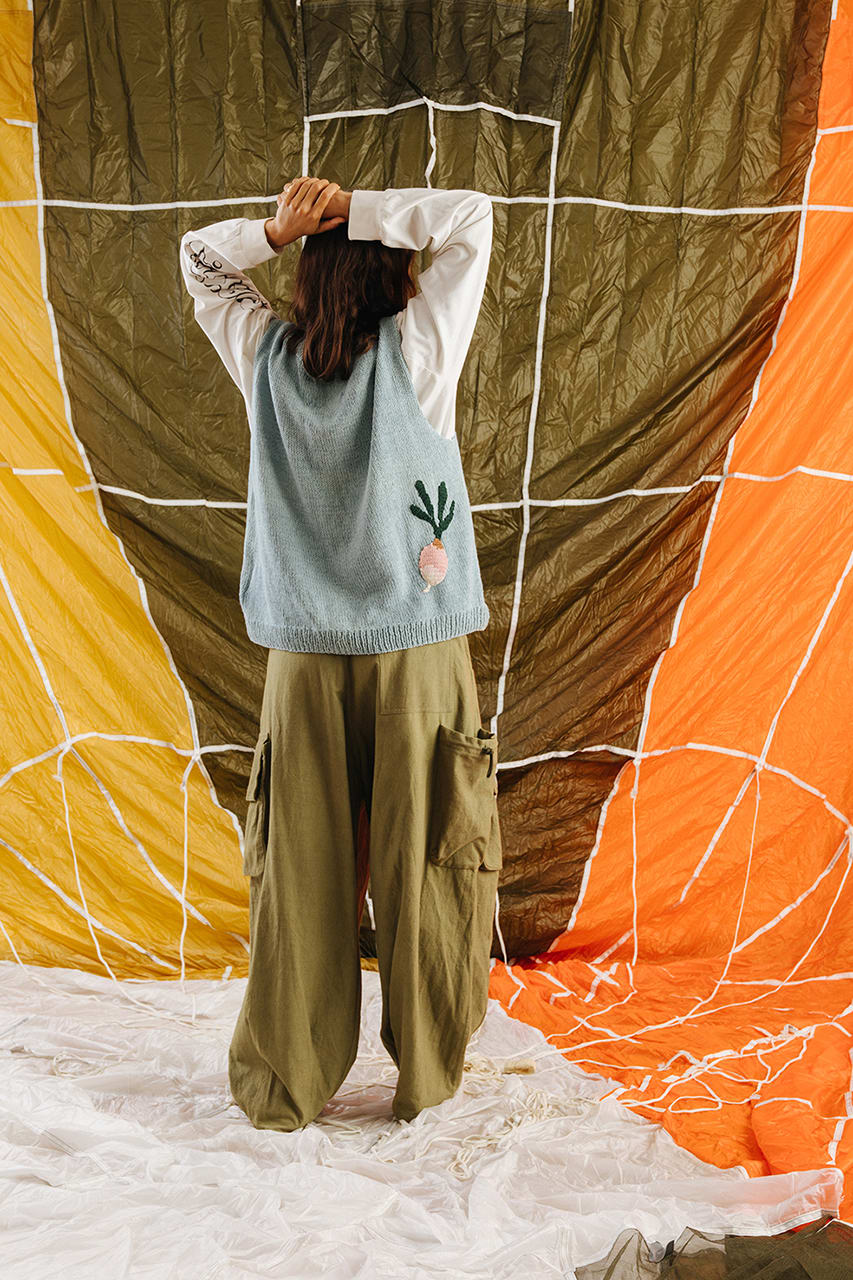 Story mfg. Harvest Inspiration From Mother Earth For SS22 Look Book