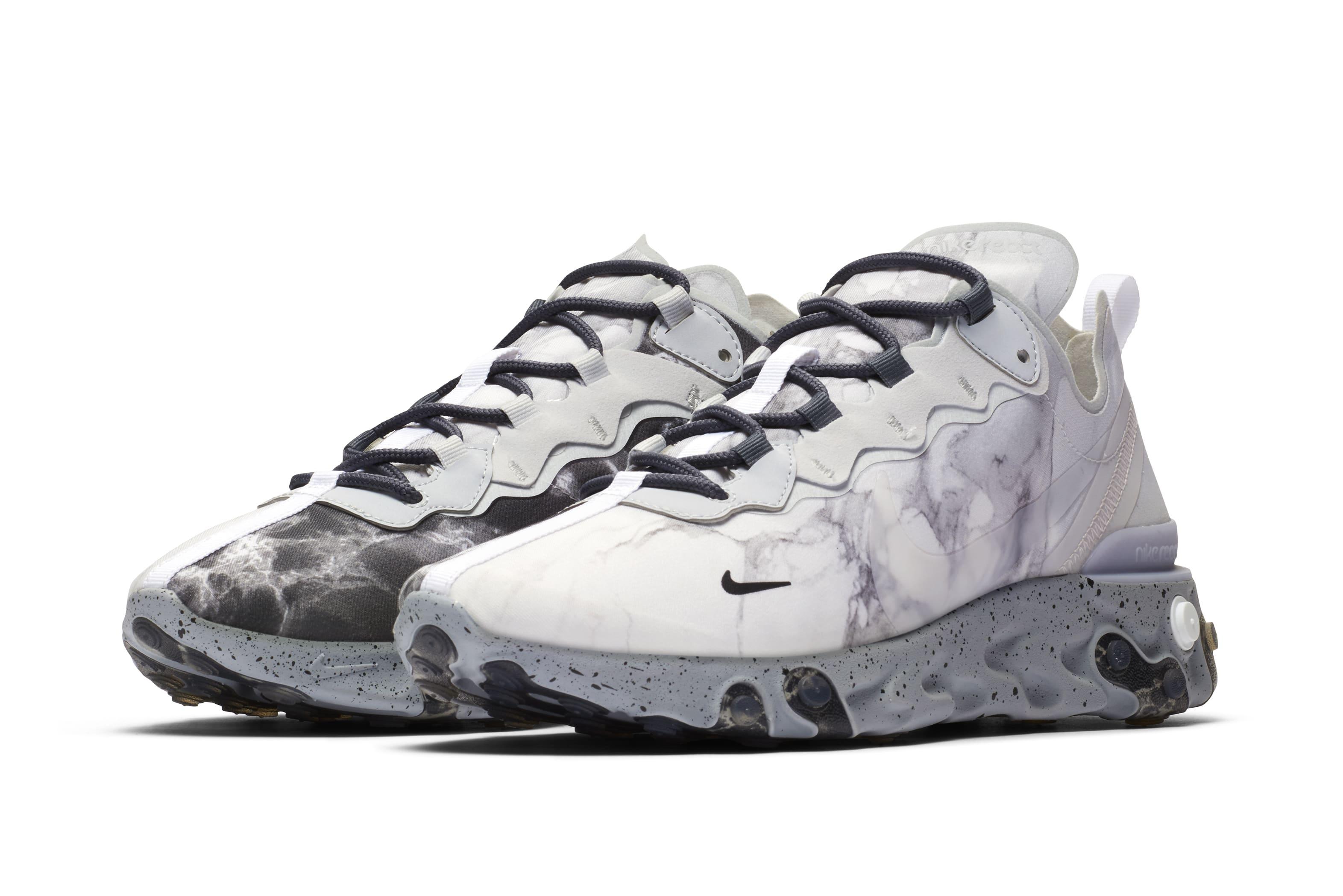 Nike x Kendrick Lamar React Element 55 - CJ3312-001