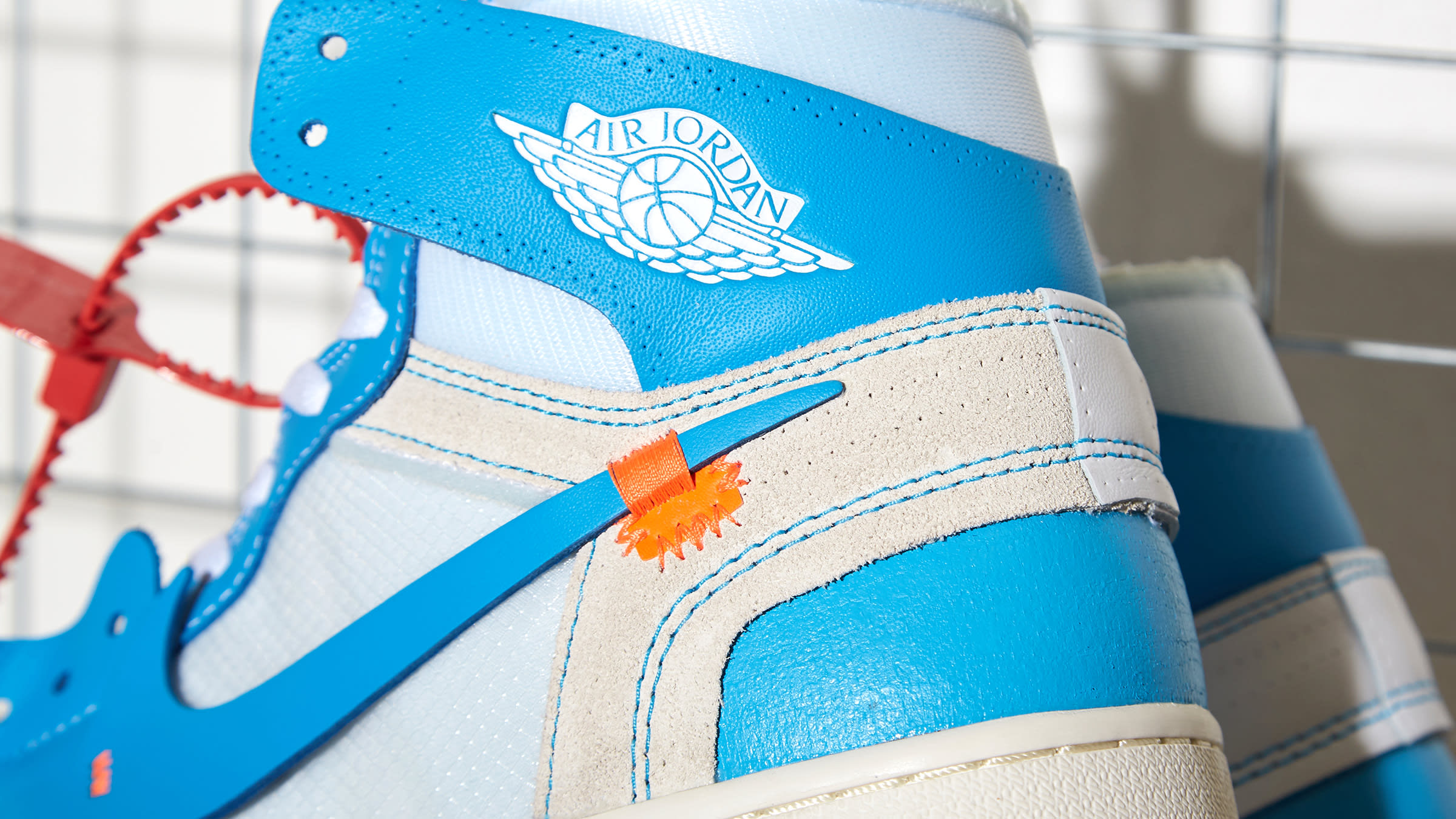 info for c0f19 79c3e END. Features | Off-White x Air Jordan 1 Energy 'UNC ...