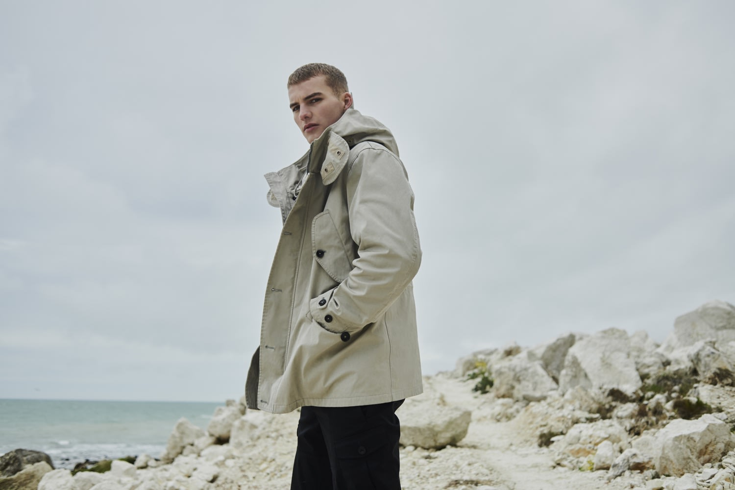 Ten C Look Beyond The Present with their AW21 Look Book