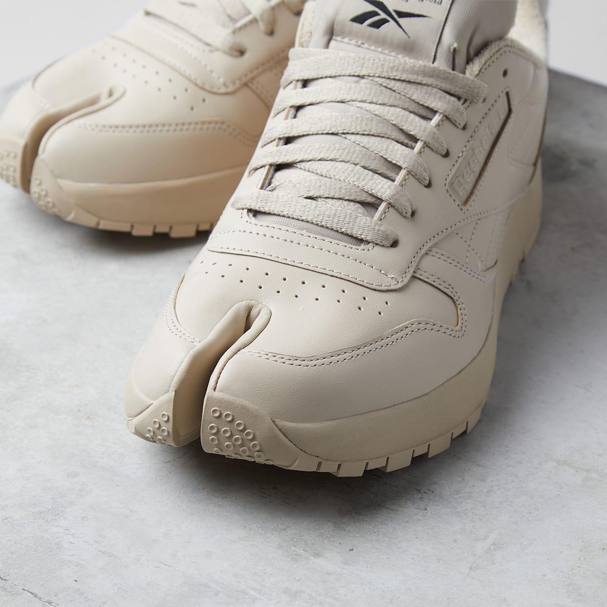 Reebok x Maison Margiela Project 0 Classic Leather Tabi - GX5141