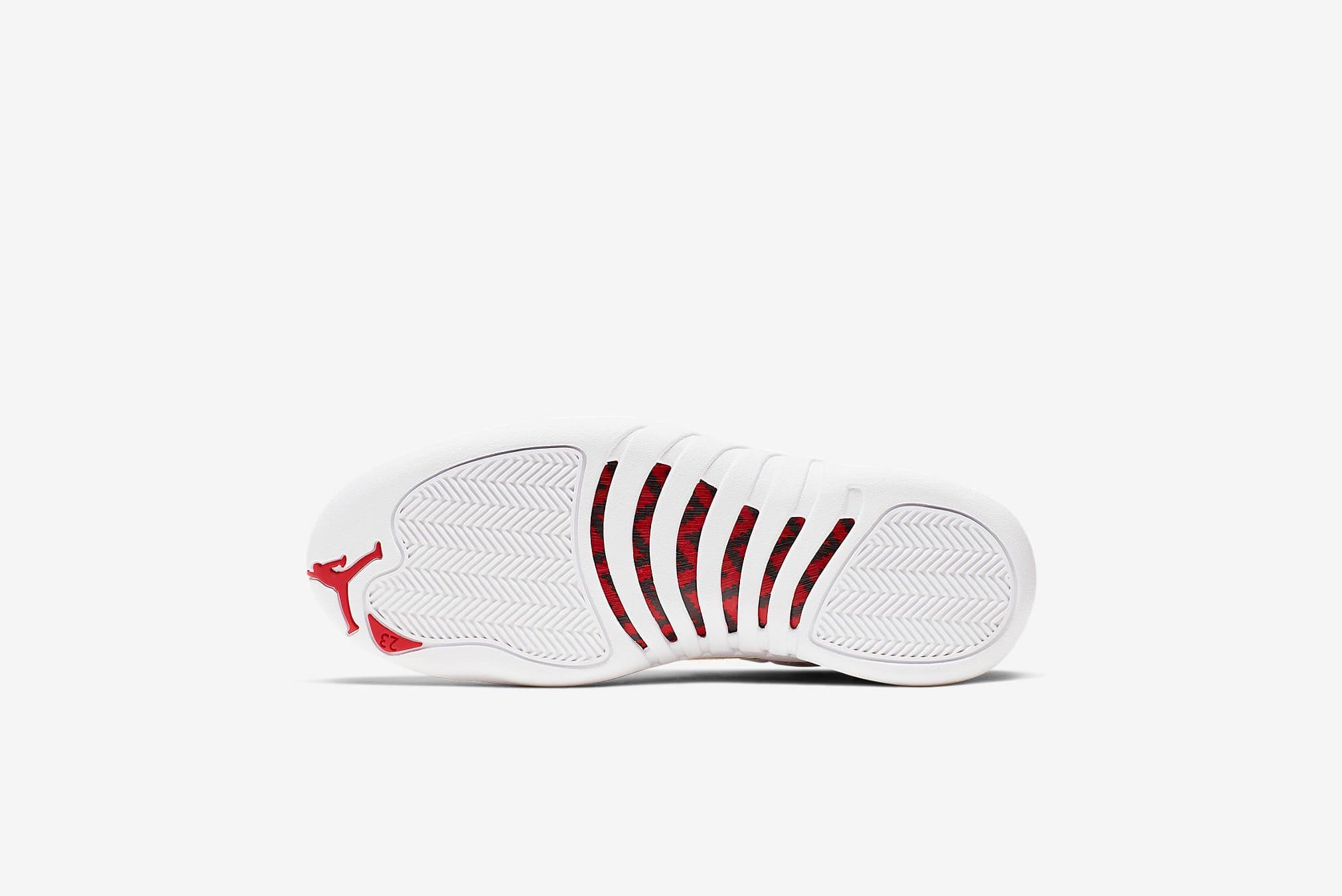 Nike Air Jordan XII FIBA China - 130690-107
