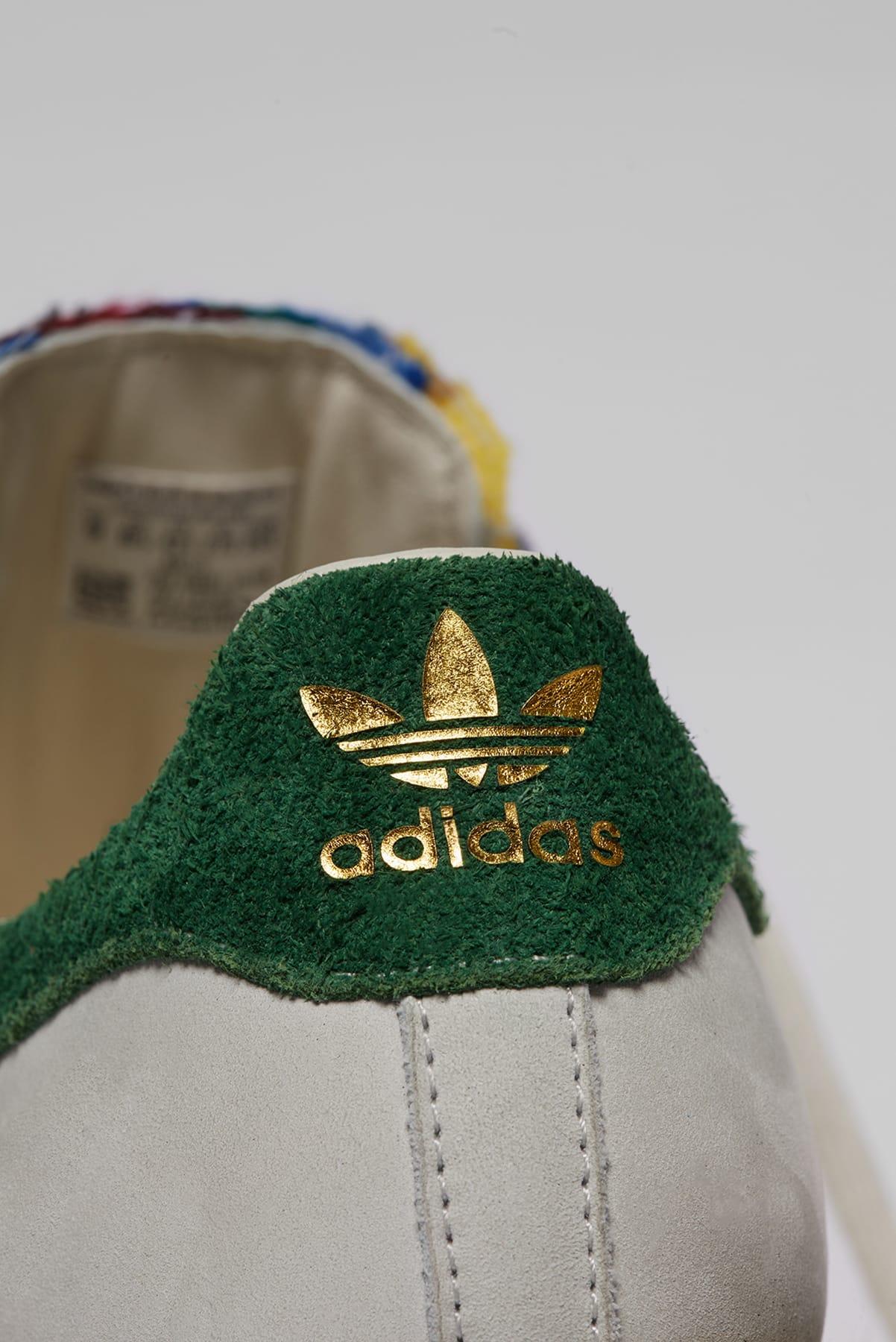 """END. x adidas Superstar """"Alternative Luxury"""" - FX0586"""