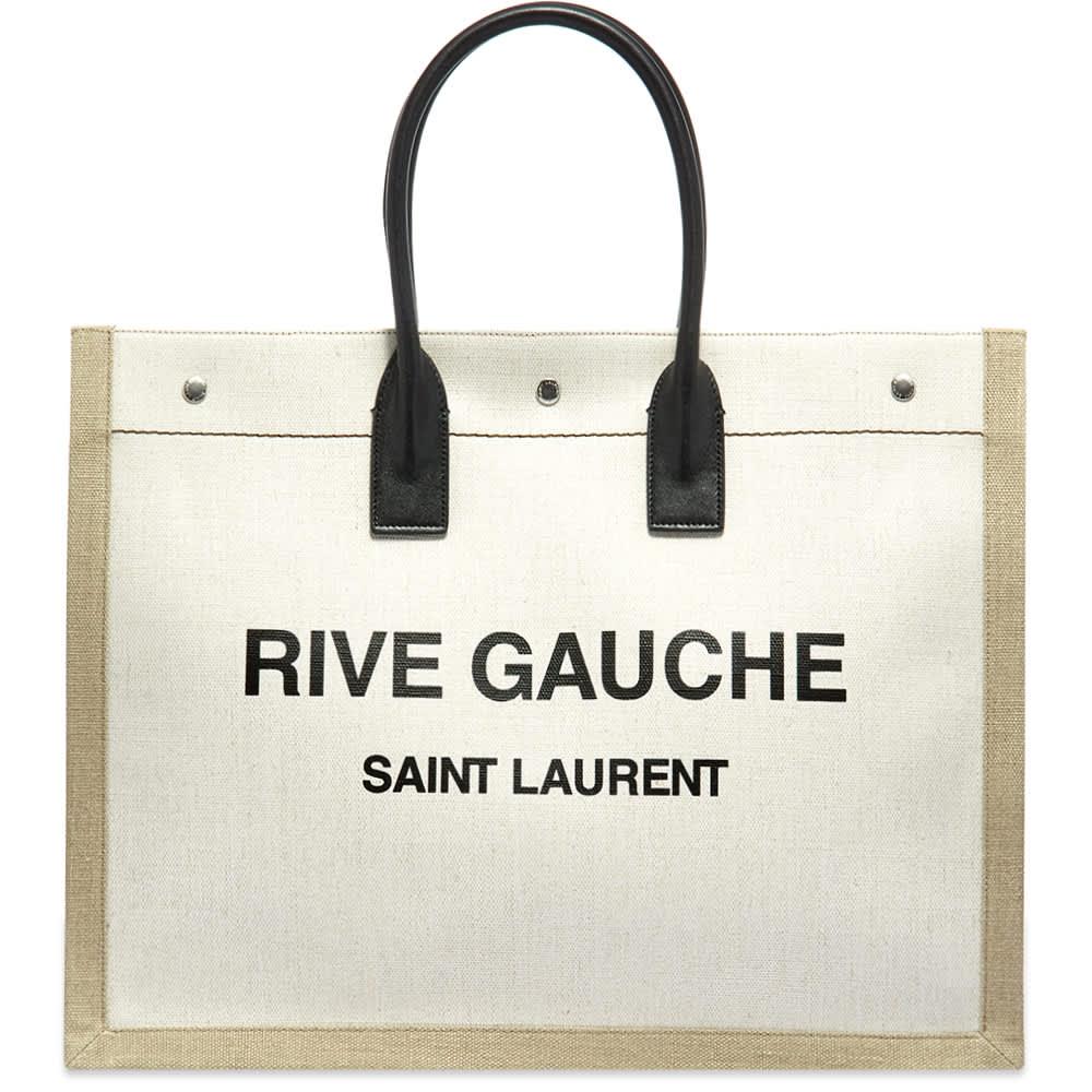 Curated 009 | Tote Bags - Saint Laurent Rive Gauche Tote Bag