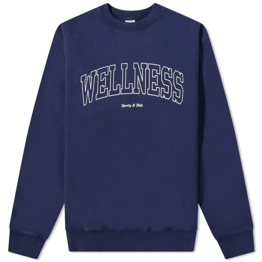 Sporty & Rich Wellness Ivy Crew Sweat END. Exclusive