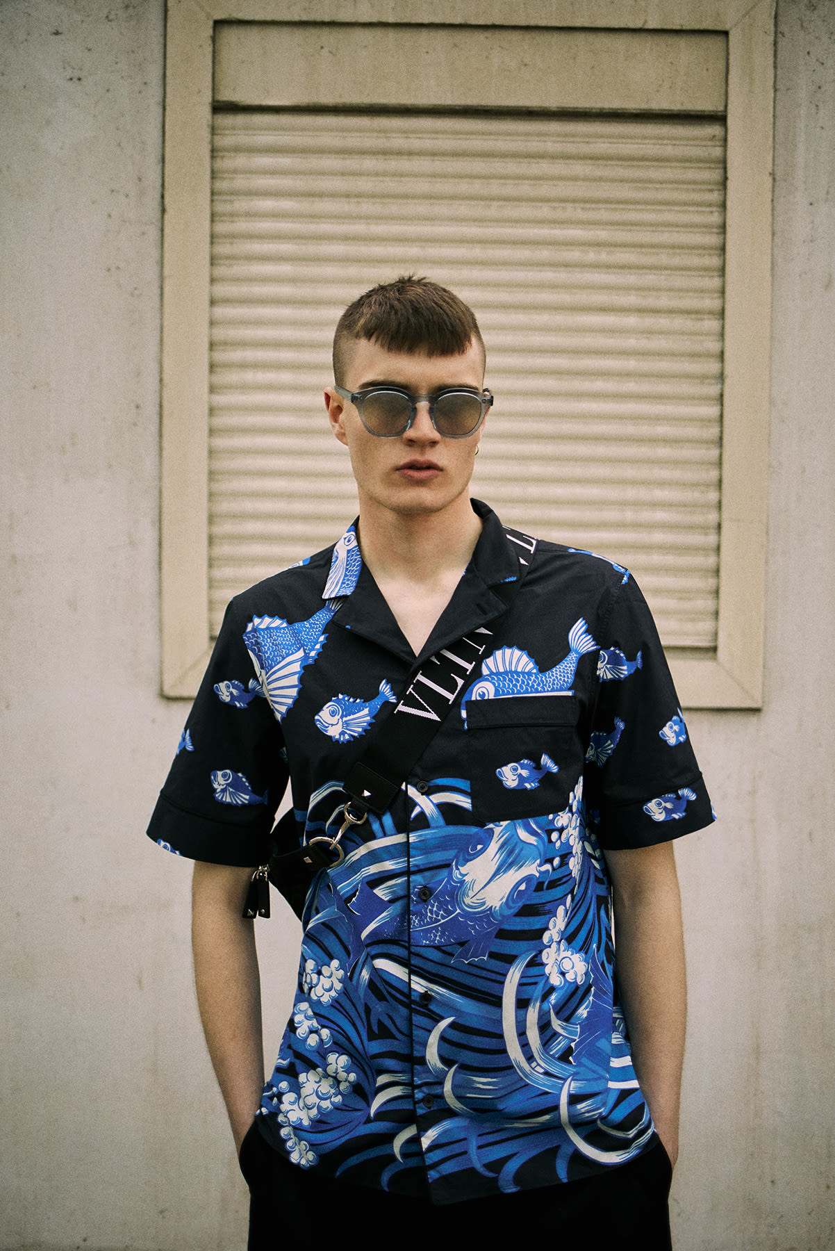 END. Essentials Vacation Shirts SS19 Editorial